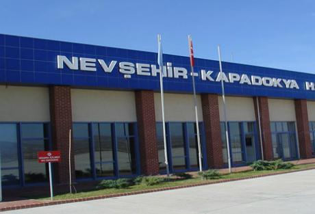 Nevsehir Kapadokya (Cappadocia) Airport