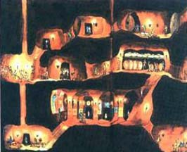 Mazi village Underground City
