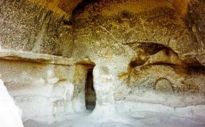Tatlarin Underground City - Cappadocia Turkey