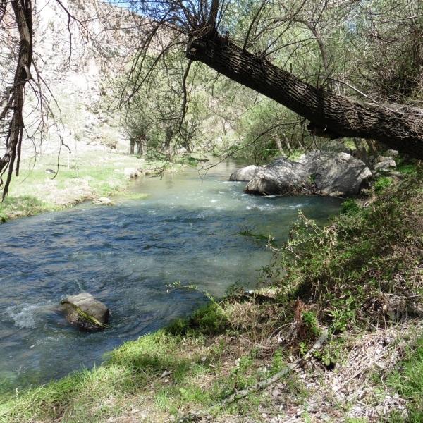 Ihlara Stream