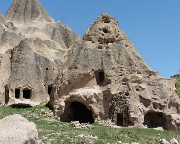 Cappadocia Houses