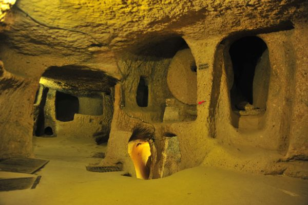 kaymakli underground city - DriverLayer Search Engine