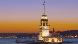 Maiden Tower istanbul, Turkey (maiden tower Istanbul, Turkey)