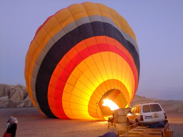 Hot Air Ballooning Cappadocia Turkey